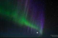 Inflight Aurora