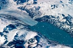 Danell fjord & glacier