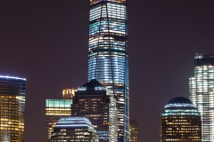 World Trade Center close up